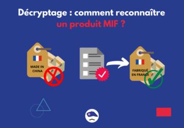 Reconnaître un produit MIF